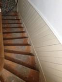 escalier vitrifié-avant