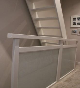 Rénovation cage escalier et palier
