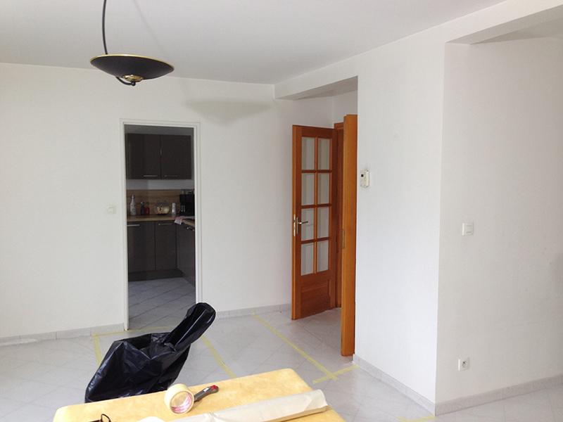 rafra chissement boiseries et murs hauteur 4m50 lv d co. Black Bedroom Furniture Sets. Home Design Ideas